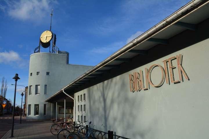 Högskolebiblioteket / Mariehamns stadsbibliotek